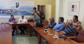 Τα προβλήματα της συνοικίας του Κουμ Καπύ σε σύσκεψη στο Δ.Χανίων