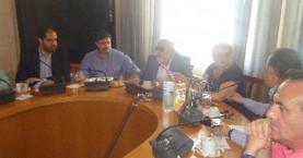 Οι αλλαγές στους ΟΤΑ στην συνάντηση των Δημάρχων του Ρεθύμνου με Κουρουμπλή