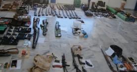 Πώς δρούσε η οργάνωση εμπορίας όπλων-πυρομαχικών στην Κρήτη (φωτο)