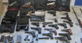 Η πρώτη προφυλάκιση για την οργάνωση με τα όπλα