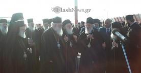 Στα Χανιά ο Ν.Κοτζιάς με τους Πατριάρχες Σερβίας και Αλβανίας για τη Σύνοδο