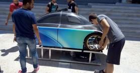 Το αυτοκίνητο φοιτητών του Πολυτεχνείου Κρήτης σε διεθνή διαγωνισμό