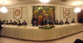 Νέες αιχμές Οικουμενικού Πατριάρχη στο επίσημο δείπνο στην Κίσαμο (φωτο)