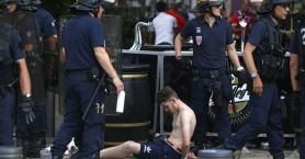 Γαλλία: Στους 31 οι τραυματίες στο Euro-Tο Euro έχει ήδη παραδοθεί στο φόβο