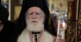 Δεν θα δεχτεί ευχές ο Αρχιεπίσκοπος Κρήτης