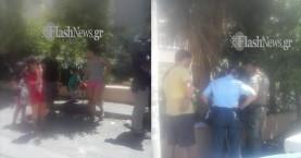 Απειλούσε να αυτοπυρποληθεί πατέρας με 4 ανήλικα, γιατί του κάνουν έξωση!