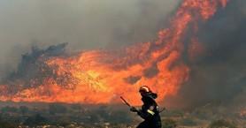 Στη Βουλή το θέμα της καταστροφικής πυρκαγιάς στο Ρέθυμνο
