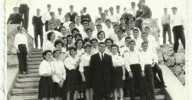 Μετά από 50 χρόνια συνάντηση συμμαθητών στο γυμνάσιο Βάμου