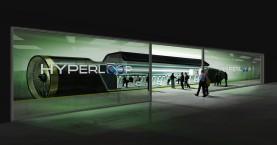 Ποιες πόλεις της Ευρώπης θα ενώσει το υπερηχητικό τρένο Hyperloop (βίντεο)