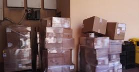Υγειονομικό υλικό 800.000 $ στην Κρήτη από την Παγκρητική Ένωση Αμερικής