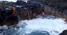 Η «λίμνη του θανάτου» στην Χαβάη
