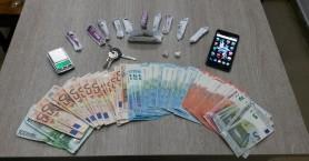 Συνελήφθη 21χρονος με κοκαΐνη και κάνναβη