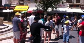 Αυξάνονται συνεχώς τα φαινόμενα επαιτείας στο κέντρο του Ηρακλείου