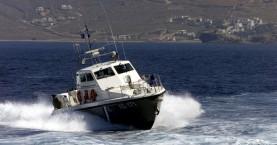 Σκάφος με 5 άτομα εξέπεμψε SOS ανοιχτά της Γραμβούσας