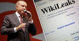 Wikileaks: Στη δημοσιότητα 294.548 email του κόμματος Ερντογάν
