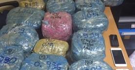 Βρήκαν επτά κιλά χασίς σε κέντρο διασκέδασης στο Ρέθυμνο