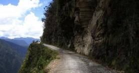 Αυτός είναι ο πιο επικίνδυνος δρόμος στην Ελλάδα και ο 10ος παγκοσμίως