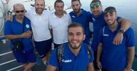 ΑΕΕΚ ΙΝΚΑ: Έφτασε Σαντορίνη η αποστολή