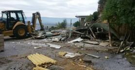 Κατεδάφισαν το αυτοσχέδιο σκοπευτήριο της Κορακάκη -Το παράπονο της μητέρας