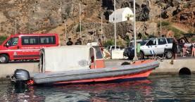 Νεαρό ζευγάρι χάθηκε στο μονοπάτι Ε4 - Η διάσωση ήρθε από τη θάλασσα (φωτο)