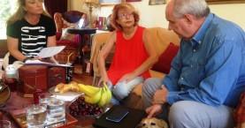 Η προστασία των ζώων στο επίκεντρο συνάντησης του Τέρενς Κουίκ στα Χανιά