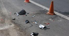 Τροχαίο ατύχημα με το καλημέρα, στην Κρήτη