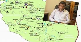 Ευχές Δημάρχου Αμαρίου Παντελή Μουρτζανού για την νέα χρονιά
