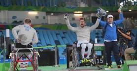 Παραολυμπιακοί αγώνες: Τρία μετάλλια πανηγύρισε χθές η Ελλάδα
