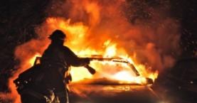 Εξετάζονται όλα τα ενδεχόμενα για τη φωτιά στη Mercedes στη Σούδα!
