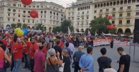 ΔΕΘ: Μαζικές συγκεντρώσεις και πορείες από συνδικάτα και συλλογικότητες
