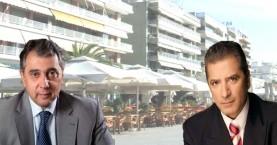 Πατούλης και Κορκίδης εναντίον φοροεπιδρομής σε επιχειρήσεις και… στον καφέ