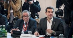 Αλ. Τσίπρας:Το μεταναστευτικό-προσφυγικό πρέπει να αντιμετωπιστεί συλλογικά