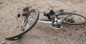 Τραγωδία στον Ομαλό - Νεκρός ποδηλάτης που τον παρέσυρε αγροτικό