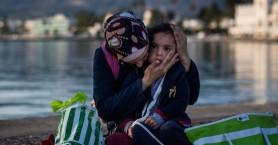 Έφτασαν στα Χανιά οι δυο πρώτες οικογένειες προσφύγων