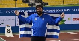 Ασημένιο το πέμπτο ελληνικό μετάλλιο στους Παραολυμπιακούς του Ρίο