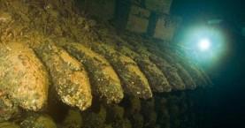 Σκόπελος: Βρέθηκαν πυρομαχικά στο βυθό της θάλασσας