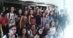 """Στο Κέντρο Κρητικής Γαστρονομίας 40 μαθητές από το πρόγραμμα """"ERASMUS"""""""