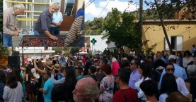 Πλήθος κόσμου κατέκλυσε το Έλος στην γιορτή του καστάνου (φωτο)