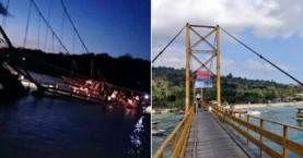 Τραγωδία: 9 νεκροί και 30 τραυματίες από κατάρρευση γέφυρας