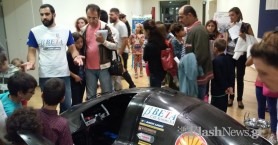 Πάνω από 5000 επισκέπτες στην Ημέρα Επιστήμης του Πολυτεχνείου Κρήτης
