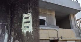 Ξαναφτιάχνουν το καμένο σπίτι της οικογένειας με τα 4 ανήλικα στο Ηράκλειο