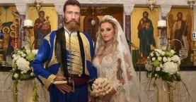 Ο Αντώνης Μαρτσάκης παντρεύτηκε στην Ιεράπετρα (βίντεο)