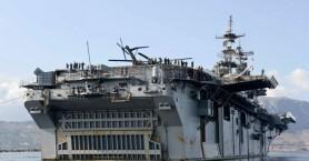 Πολεμικά πλοία ΗΠΑ και Ρωσίας σε επιφυλακή νότια της Κρήτης