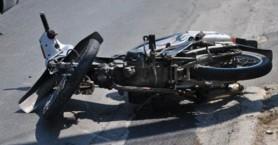 Τροχαίο με τραυματισμό 23χρονου το πρωί στο Ρέθυμνο