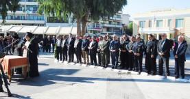 Το Ηράκλειο τίμησε σήμερα την Εθνική Αντίσταση