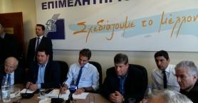 Κυρ. Μητσοτάκης: Η Κρήτη κινδυνεύει να μείνει πίσω στις υποδομές