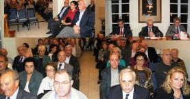 Χανιά: Για να αλλάξει η συνθήκη της Λωζάννης πρέπει να γίνει πόλεμος