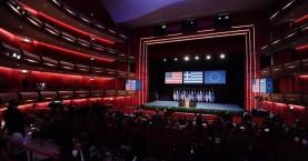 Η ομιλία του Αμερικανού Προέδρου Μπ. Ομπάμα στο Ίδρυμα ''Σταύρος Νιάρχος