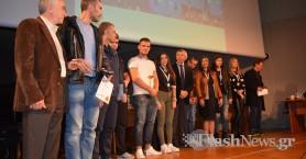 Βραβεύτηκαν όλοι οι Χανιώτες αθλητές που διακρίθηκαν το 2015 (φωτο)