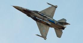Με αεροπορική επίδειξη F16 θα γιορτάσει η 115 ΠΜ τον Αρχάγγελο Μιχαήλ
